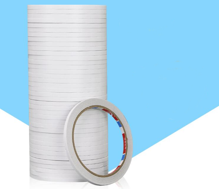 5-20mm* 10-40rolls *15M White Double Sided Adhesive Tape Sticker High Quality Gel Adhesive Double Sided Tape Office School clatronic km 3632 red кухонный комбайн