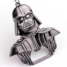 лучшая цена Star Wars Millennium Falcon Metal Bottle Opener Key Chain for Dad Boyfriend Gift