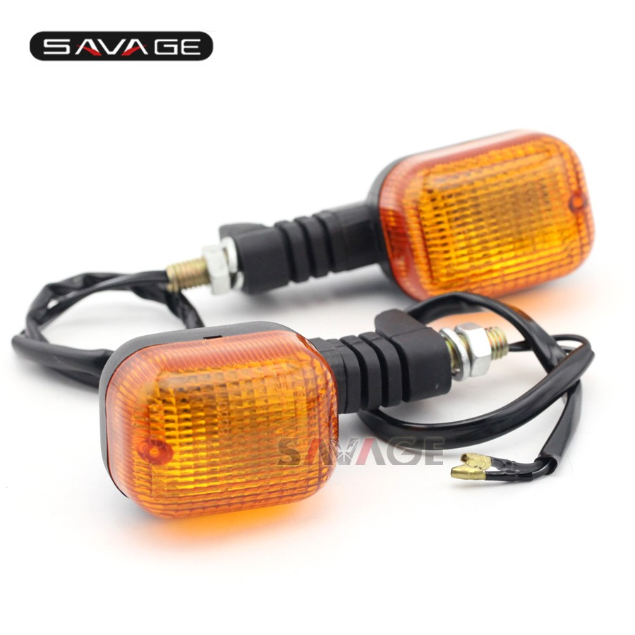 For BMW F 650 GS 2000-2007/F 650 GS 2000-2007/F 650 CS Scarver 2001-2004 Front/Rear Turn Signal Indicator Light Lamp Motor