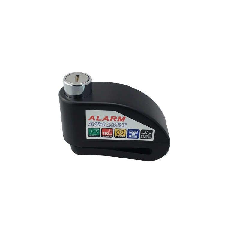 Sepeda Motor Kunci Rem Cakram 110dB Alarm Suara Tahan Lama Anti-Theft untuk Sepeda Motor YAN88