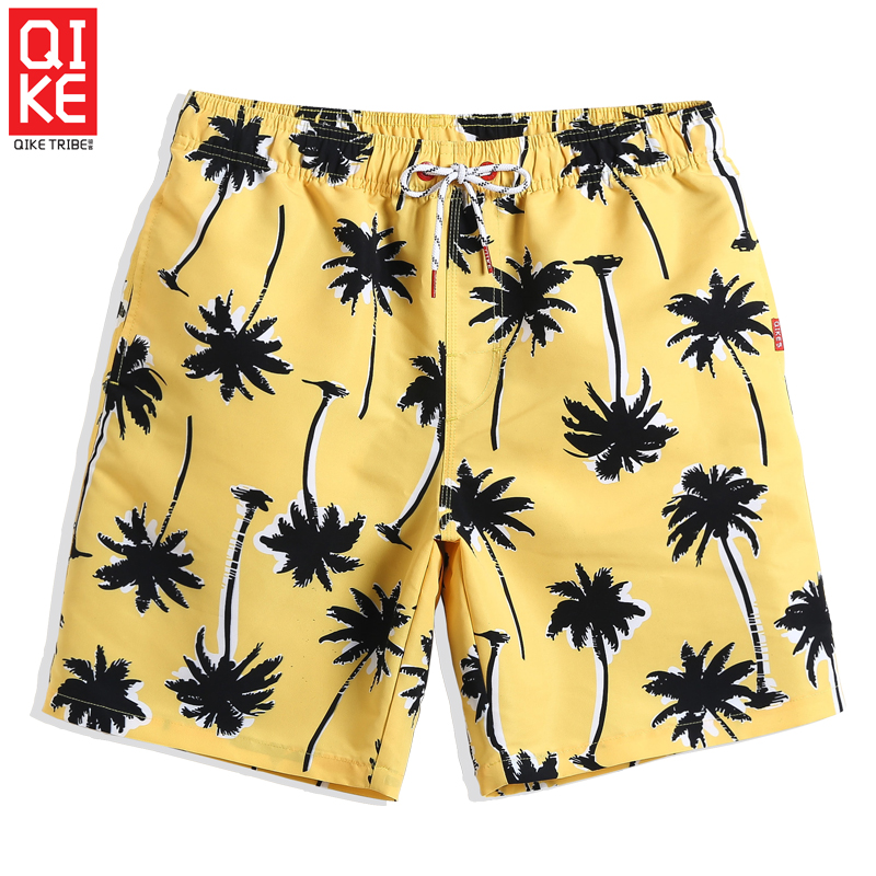 Summer Men's swimming quick dry surfing liner swimwear plus size briefs sexy breathable   board     shorts   mesh