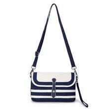 Waterproof nylon women messenger bags leisure fashion fresh female bags girls school student shoulder bags