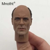 Mnotht 1:6 Scale German Army WWII Corning Colonel Head Sculpt Movies Male Soldier Head Carving Model Collection Toys m3
