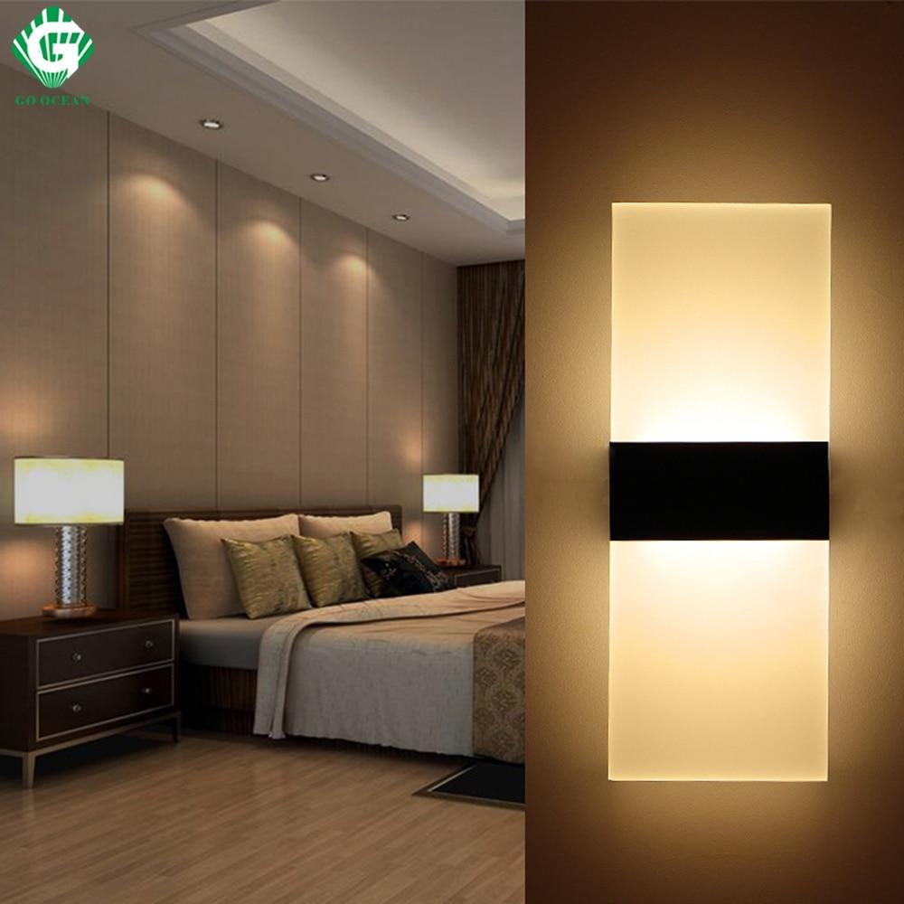 Lâmpadas de Parede luz 3w 6w oceano quarto Modelo Número : Wall Lamps