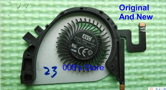 Brand New And Original CPU Fan For Lenovo ThinkPad X240 X250 X240I X260 AVC BAZC0606R5H DC 5V 0.5A P0FD 00HM192 0C73495 00HN812