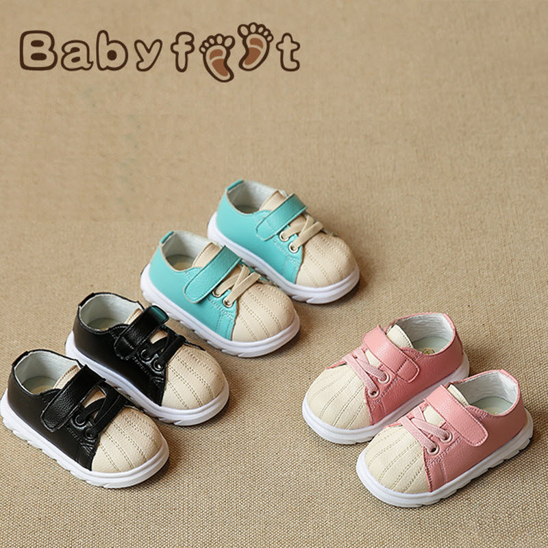 Babyfeet Fashion sneakers shoes 0-2 Years old boy girl kids baby light Soft PU Leather children casual shoes Toddler shoes 15-19 dali 16 1 20аб