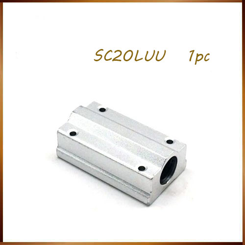 Metal Linear Ball Bearing FOR XYZ Table CNC Route 16mm SCS16LUU 4 PCS