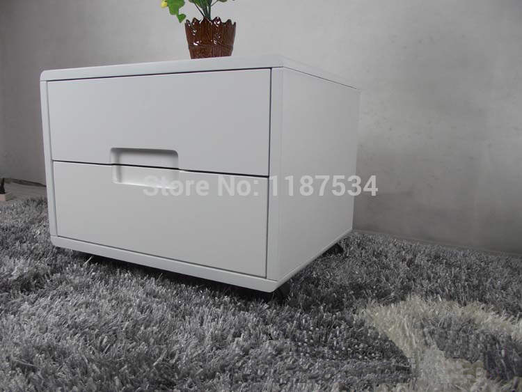 Фотография G02 Wholesale factory price nightstand bedside table cabinet for bedroom furniture set
