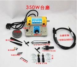 ¡Promoción! ¡Precio bajo! Máquina pulidora Foredom, mini Motor de cepillo TM-2, torno de banco de tamaño mini, equipos y herramientas de joyería