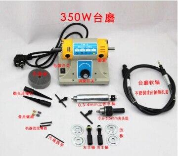 PROMOTION !!! Low Pricce!!! Foredom Polishing Machine,mini Polishing Motor TM-2, Mini Bench Lathe, Jewelry Equipment & Tools