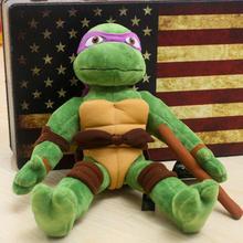28cm/40cm Japan Teenage Mutant Ninja Turtles Action Figure Toys Kawaii TMNT Ninja Turtles Anime Figures Kids Toys High Quality