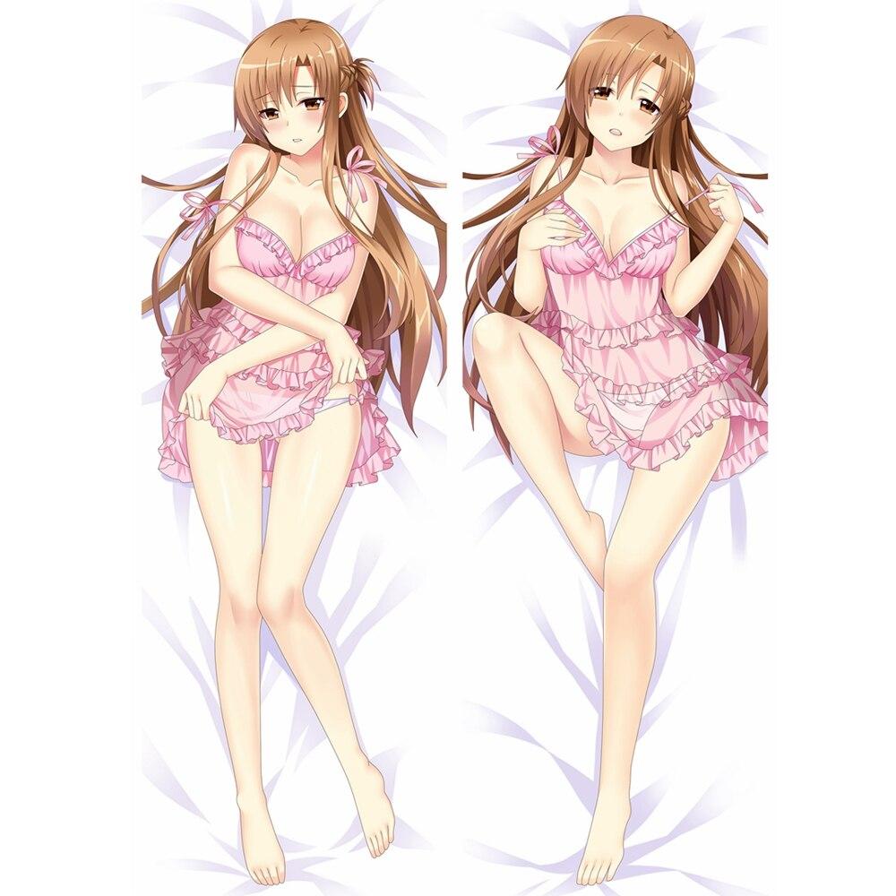 Anime Jk Sword Art Online Dakimakura Body Pillow Cover -2038