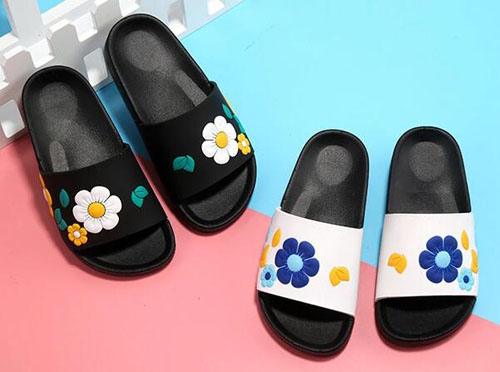 a3b8c788c big girls slippers indoor shoes PVC cheap shoes summer soft sole nonslip  for children kids chaussure zapato menina sapatos
