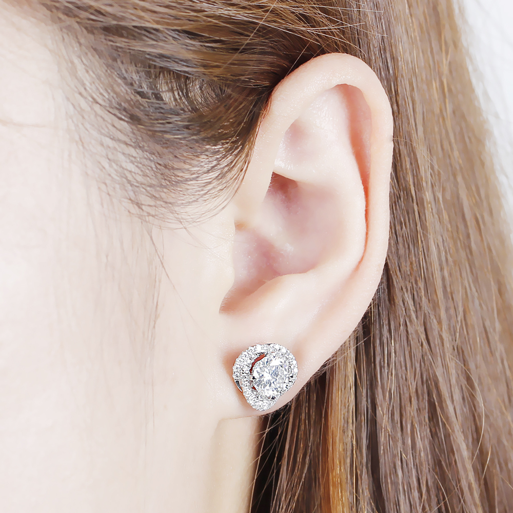 flower stud earrings (10)
