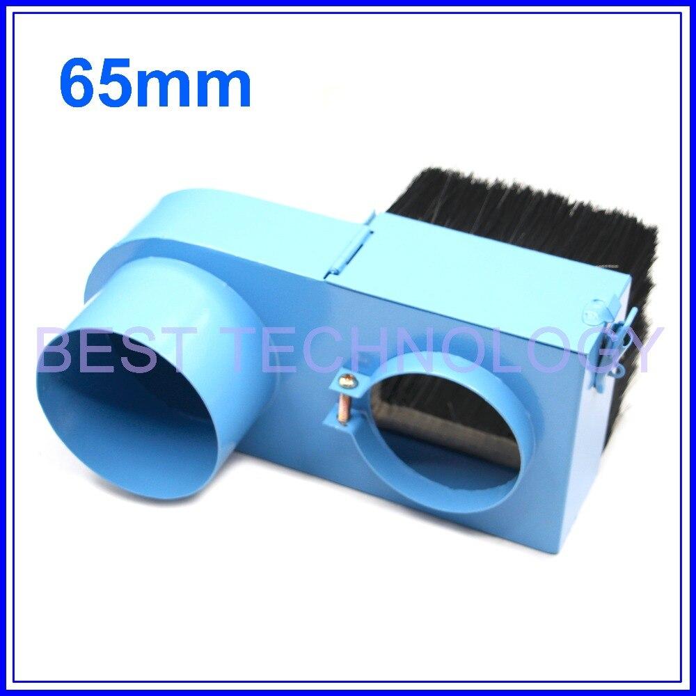 65mm Spindle Motor Dustproof Diameter 65mm Cnc Rounter