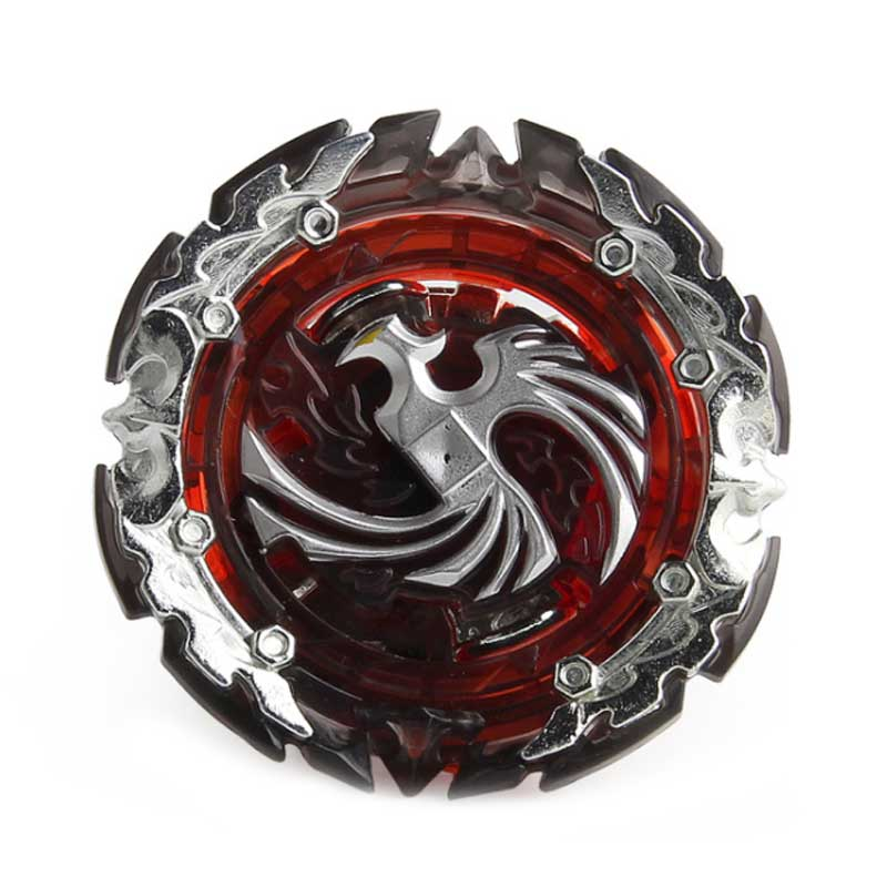 Hot Sale Blade Burst B-131 Dead Phoenix.0.At Cho-Z Spinning Tops Without Launcher Or Box Gifts For Kids Metal 4D