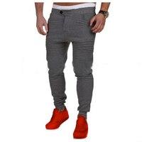 2017 NEW Arrival Autumn Fashion Joggers Slim Fit Pants Men Pantalons Homme Sweatpants Harem Sweat Pants