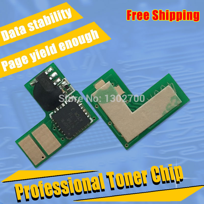 CF410 CF410A CF411A CF412A CF413A toner cartridge chip For HP M452dw M452 M452nw MFP M477 M477fdn M477fdw M377 refill reset toner reset chip for oki c810 c830 jp version