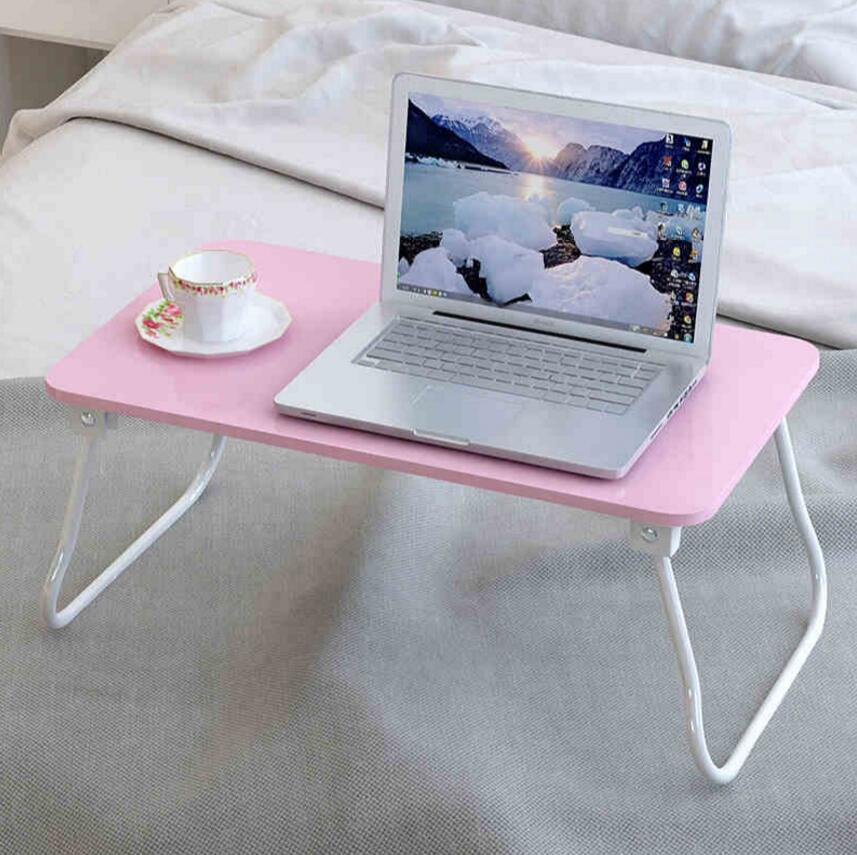 SUFEILEDHL shipping High quality Computer desk Writing desk Foldable household Sofa Bed Tray notebook laptop desk learning table(China)