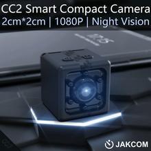 JAKCOM CC2 Câmera Compacta Inteligente venda Quente em Mini câmera 360 wi-fi camara Filmadoras como lampada deportiva relógio da câmera 1080 p