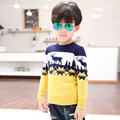 Kid Cloth Boys Sweaters Cardigan Casual New Fashion Boys 2017 Spring&Autumn Children's Sweater Winter Kids Boys Clothing