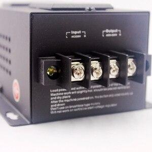 Image 3 - Ac 220 v 10000 w scr 전자 전압 레귤레이터 전동 공구 팬 모터 속도 컨트롤러 ajustable