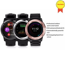 купить smart GPS watch MTK6572 Wifi Camera Android Smart 3G Watch IP68 Waterproof Heart Rate Monitor Smartwatch 4GB 512MB for IOS Phone по цене 8714.79 рублей