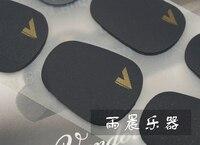 Vandoren Mouthpiece Cushions0 35 0 8mm Clear Black Soprano Alto Tenor Clarinet Sax Mouhtpiece