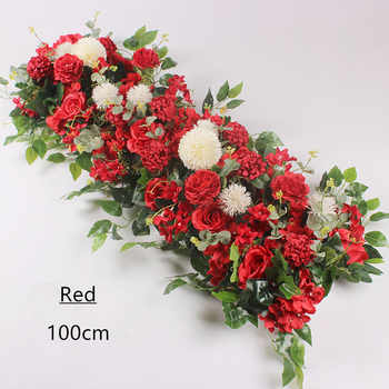Angela flower Artificial & Dried Flowers Red