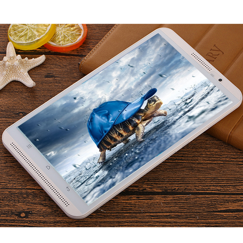 8 pouces tablette Octa Core Android 4G LTE téléphone mobile android MT6753 a couru 4 GB Rom 32 GB tablette pc 8MP IPS M1S tablette téléphone M1S