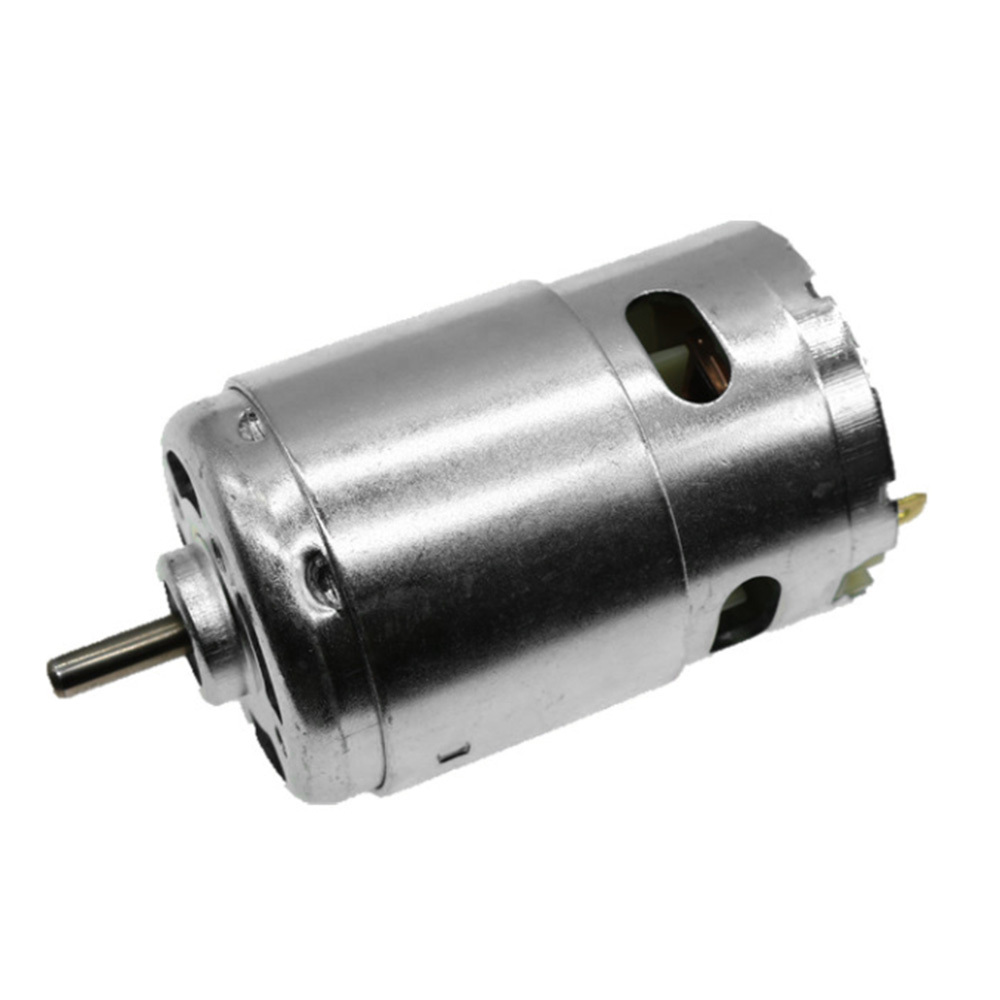 <font><b>DC</b></font> 12V-24V Large Torque <font><b>Motor</b></font> High-power Low Noise <font><b>895</b></font> <font><b>Motor</b></font> Double ball bearings Low Speed 3000-6000RPM Upgrade <font><b>Motor</b></font> image