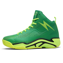 New Arrival Bright Colors Men's Basketball Shoes walking Shoes Men Basketball Sport Shoes Training Spring Ankle Boots Outdoor