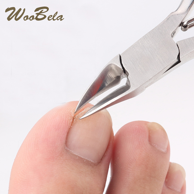 Special Curved Head Design Ingrown Toe Nail Cuticle Scissor ...