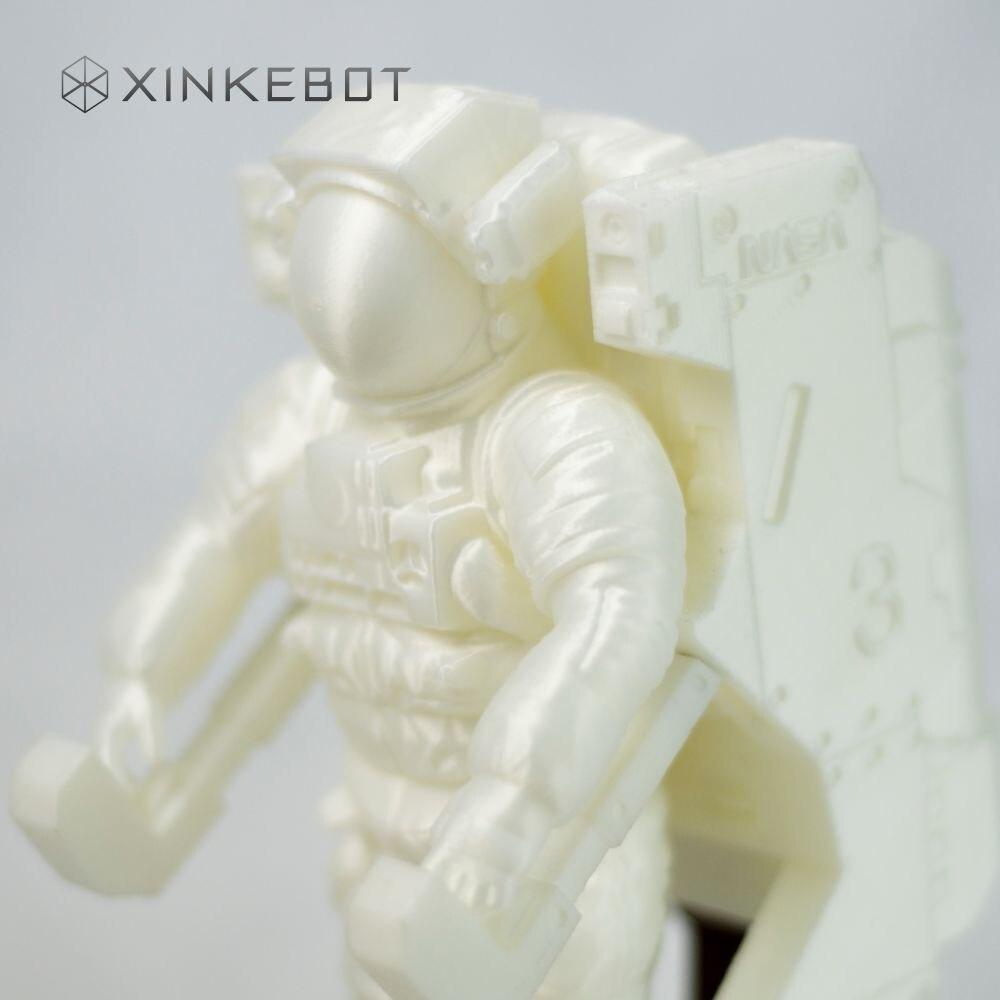 Xinkebot Orca 2 Cygnus Große 3D Drucker Dual Extruder Auto Level Erhitzt Bett Große Größe 400x400x500mm Impresora 3D 1kg PLA Werbegeschenke Erhalten