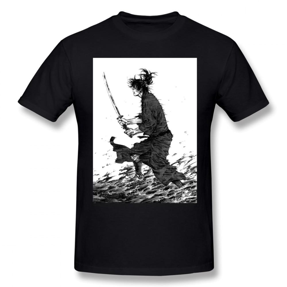 Vagabond T Shirt Vagabond Samurai Poster T Shirt Oversized