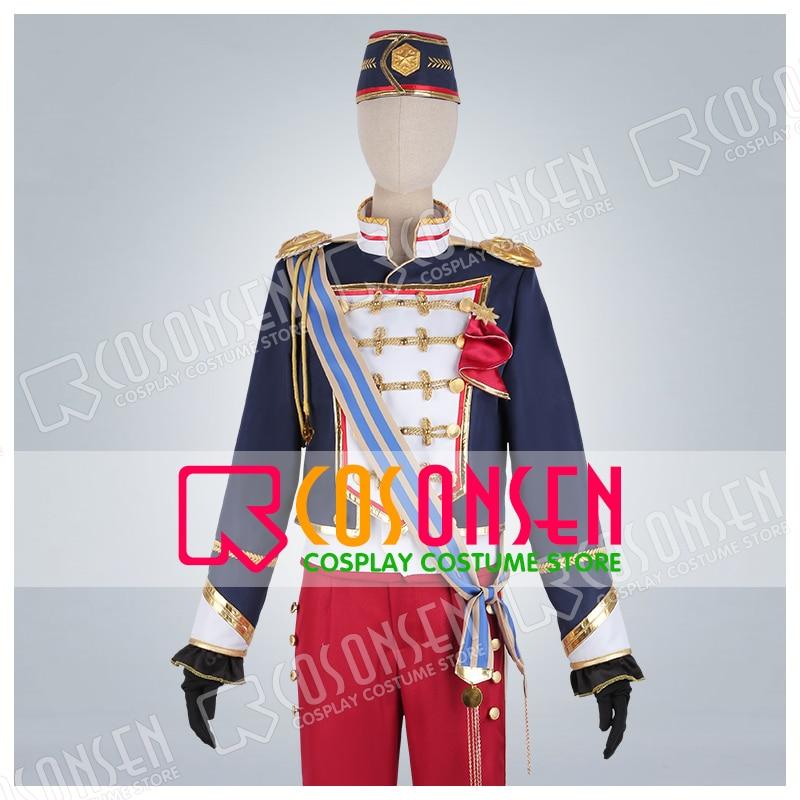 Ensemble Stars Shinkai Kanata Cosplay Costume Five Oddballs Revival Scouting COSPLAYONSEN All Sizes