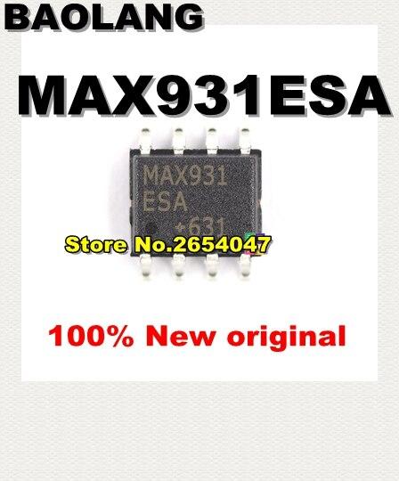 1PCS MAX931 MAX931CSA MAX931ESA SOP8