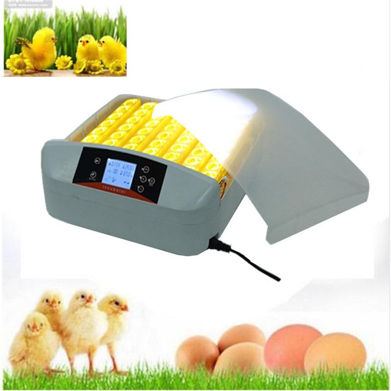 new design model 56 eggs incubator machine for chicken duck quail egg  automatic temperature  control poultry incubator 60 eggs incubator new design jn5 60 mini egg incubator poultry hatcher egg chicken quail duck incubator
