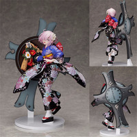 Anime Fate/Grand Order Mash/Matthew Kyrielight kimono new year Ver. PVC Action Figure Collectible Model Toys For Christmas Gift