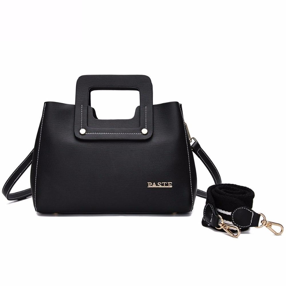 LOEIL New ladies bag casual leather handbag shoulder Messenger bag leather handbag fashion wild Korean version of the tide цена 2017