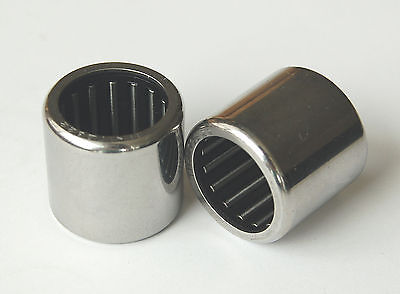 10Pcs HK081210 HK0810 Double Way Needle Bearing 8mm x 12mm x 10mm na4910 heavy duty needle roller bearing entity needle bearing with inner ring 4524910 size 50 72 22