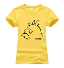 Studio Ghibli My Neighbor Totoro – Totoro Signature Shirt  – 11 Colors Available !