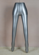 wholesale 113cm Thicker section inflatable body mannequin Female bust Hips model pants maniquis para ropa M00042