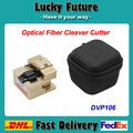 DVP-106 DVP106 Cortador de Alta Precisão de Fibra Óptica Optical Fiber Cleaver para Splicer Da Fusão Da Máquina de Soldadura