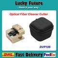 DVP106 High Precision Fiber Optic Cutter DVP-106 Optical Fiber Cleaver for Welding Fusion Splicer Machine
