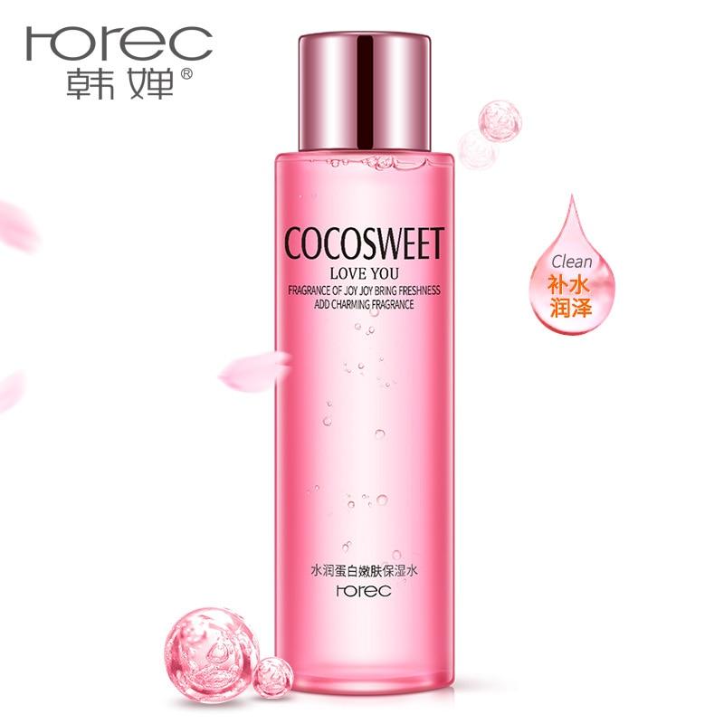 2018 Horec COCOSWEET moisturizing protein skin moisturizing lotion water whitening nourishing lotion skin care