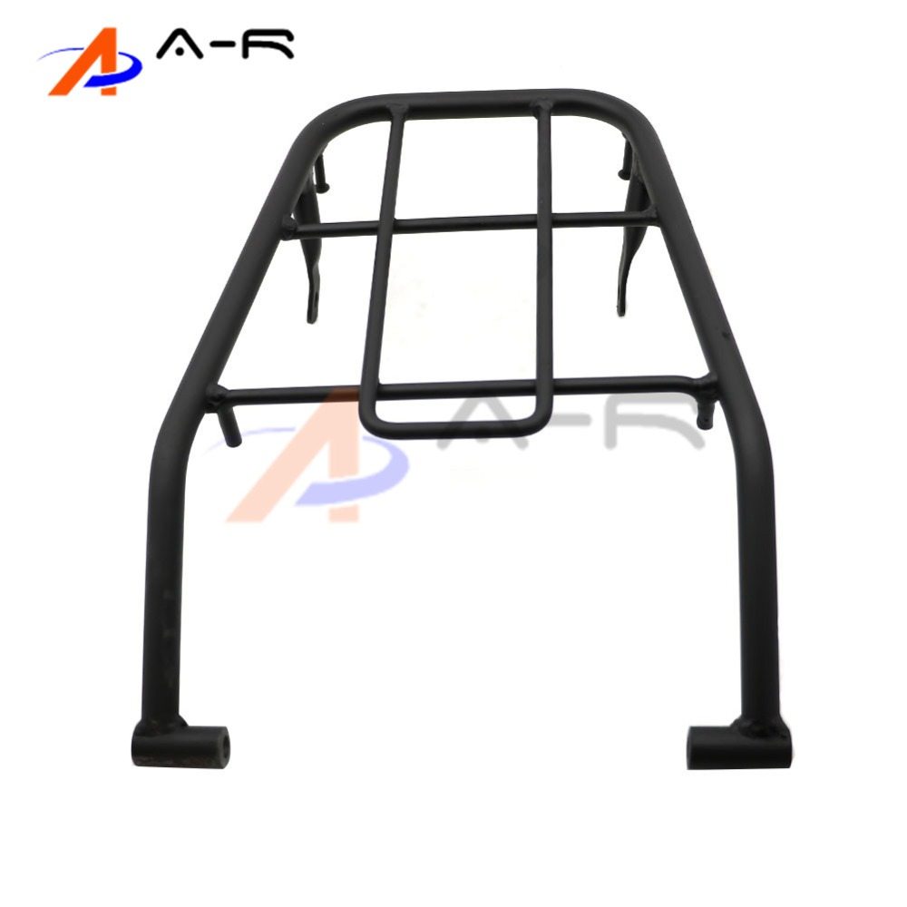 Rear Fender Rack Tool Box Luggage Holder Saddlebag Supoort Cargo Shelf Mount Bracket for Honda crf 250l CRF250L partol black car roof rack cross bars roof luggage carrier cargo boxes bike rack 45kg 100lbs for honda pilot 2013 2014 2015