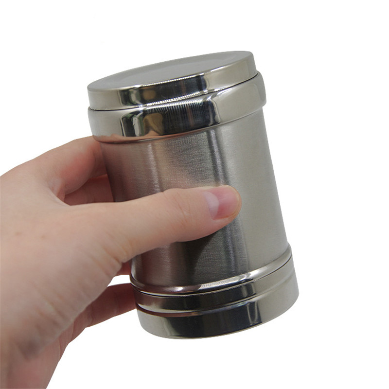 Hydrostatic Cup - Magic Tricks Steel Cup Gimmick Props Illusion Stage Comedy Close Up Mentalism Liquid Remain In Glass Magic