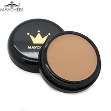 MAYCHEER Make Up Camouflage Concealer Cream 10 Colors Optional Moisturizing Oil-control Waterproof Contour Makeup Face Primer
