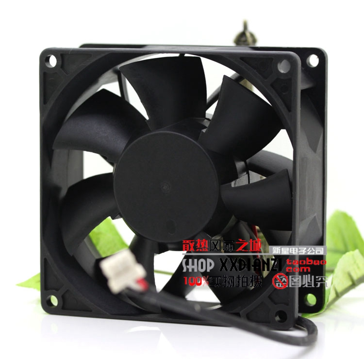 Sunon PMD19PMB3-A 9cm 9238 5.6W 12V double ball large air volume industrial cooling fan